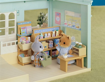 Sylvanian Families Double Bed