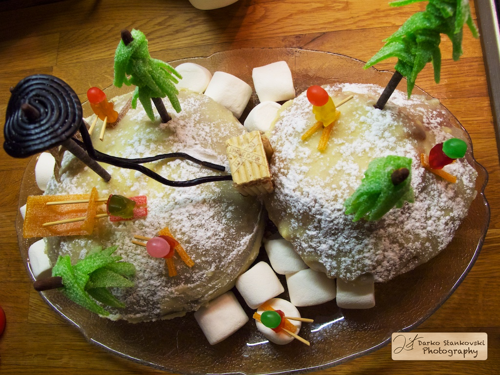 Plateau Pour Cake Design Gifi