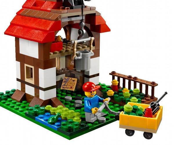 lego les maisons creator fin 2013 dad 3 0. Black Bedroom Furniture Sets. Home Design Ideas